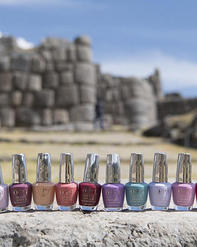OPI's FW 2018 Peru Collection