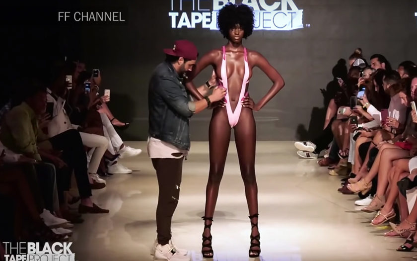 Black Tape Project >> The Black Tape Project Wraps Up Miami Swim Week 2018