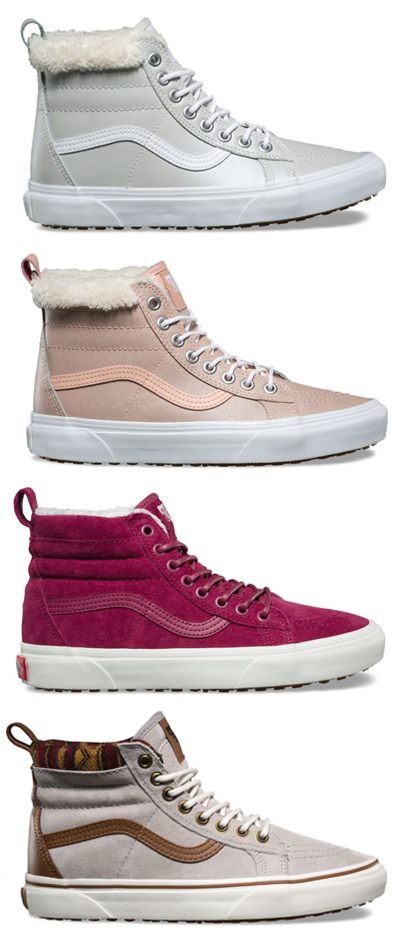 4e5c029bf4b Vans All-Weather MTE 2018 Collection Keeps Your Feet Dry - Slutty ...