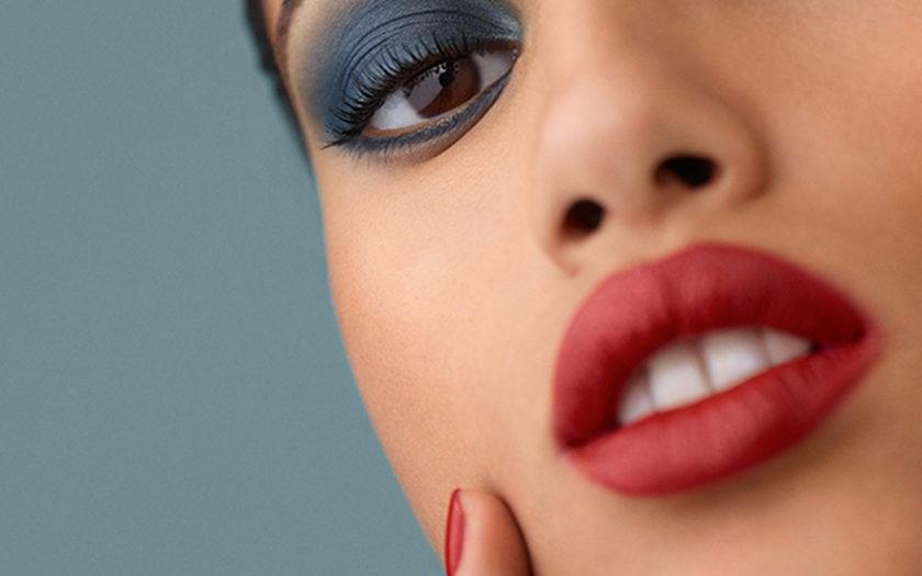 Chanel Makeup Fall-Winter 2018 super close up
