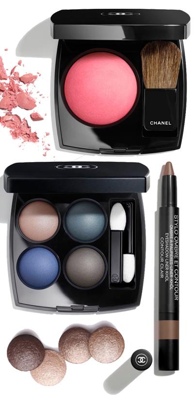 Chanel Makeup Fall-Winter 2018