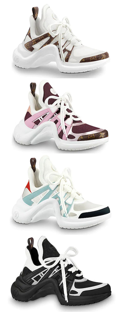 LV Archlight Sneakers 2018