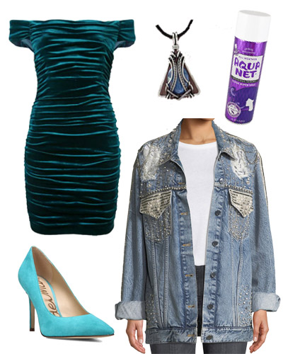 Teen Witch Look Book