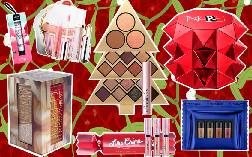 Christmas Makeup Gift Sets.The 17 Sexiest Holiday Makeup Gift Set Ideas Of Late 2018
