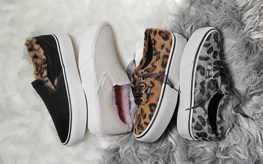 vans platform sneakers 2018