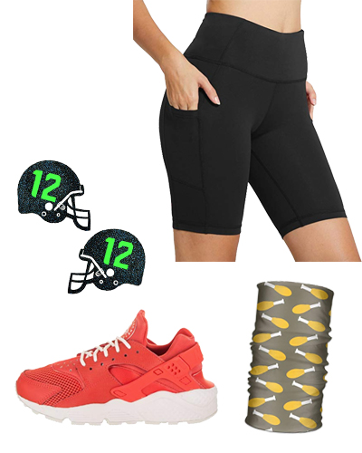 fall football fall thanksgiving rave outfit