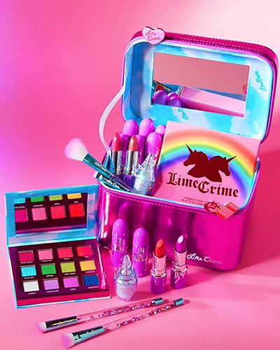 lime crime birthday collection 2018