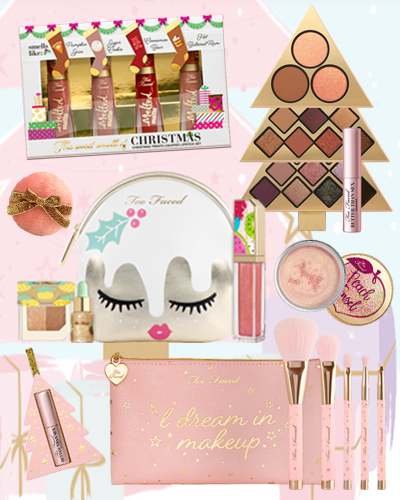 too faced holiday gift sets 2018