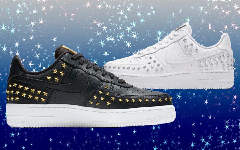 Nike Women's Air Force 1 XX Star Studded