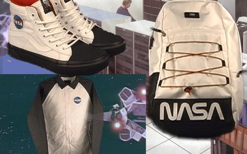 Vans x NASA Space Voyager