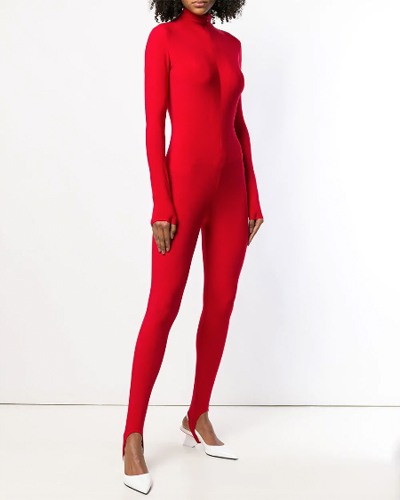 ATU BODY COUTURE fitted jumpsuit