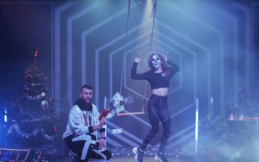 screenshot from i got love music video