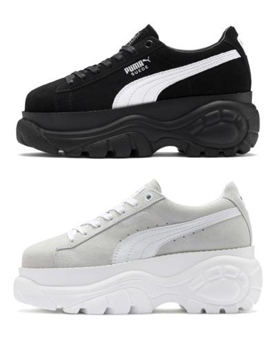 PUMA x Buffalo Suede Women's Sneakers