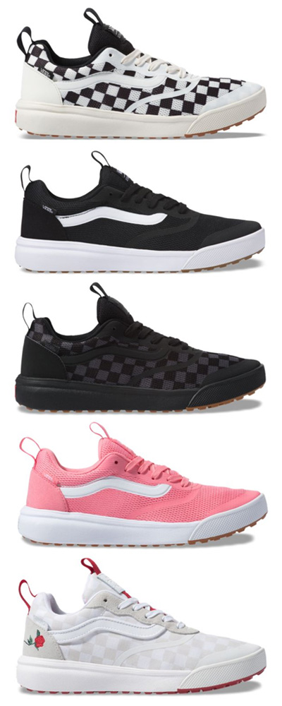 Vans Introduces Comfy Style Called