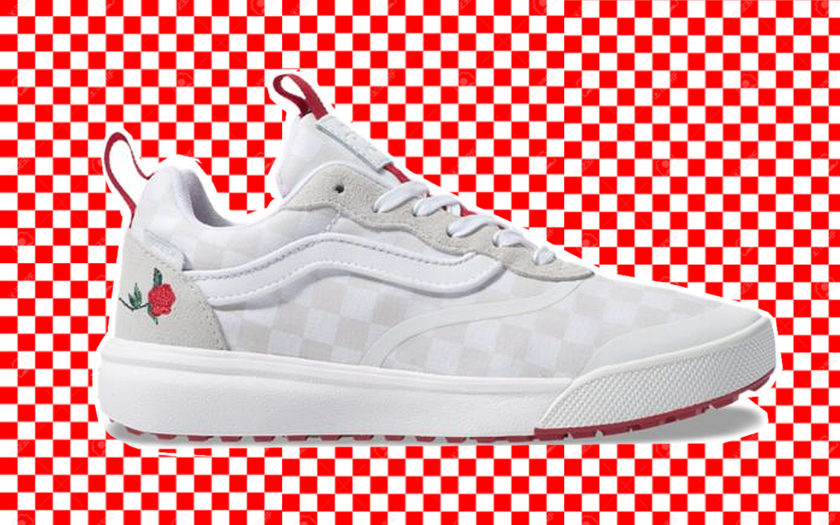 Vans UltraRange Rapidweld in Leila Hurst White Checkerboard