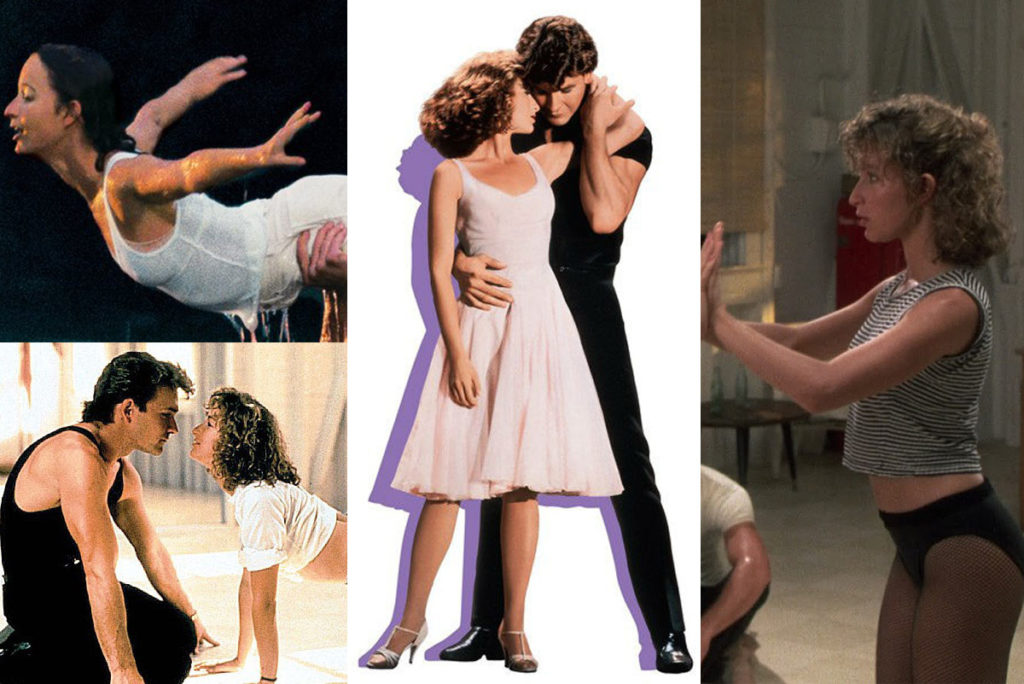 Get The Look Baby In Dirty Dancing 1987 Slutty Raver Costumes